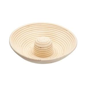 Ratanová ošatka na kynutí chleba s dírou Kitchen Craft Home Made
