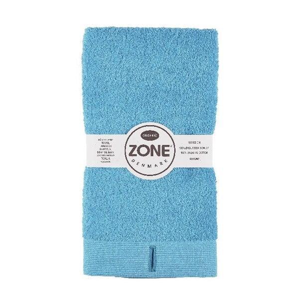 Osuška Zone 100x50 cm, tyrkysová