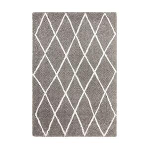 Šedý koberec Elle Decor Passion Abbeville, 120 x 170 cm