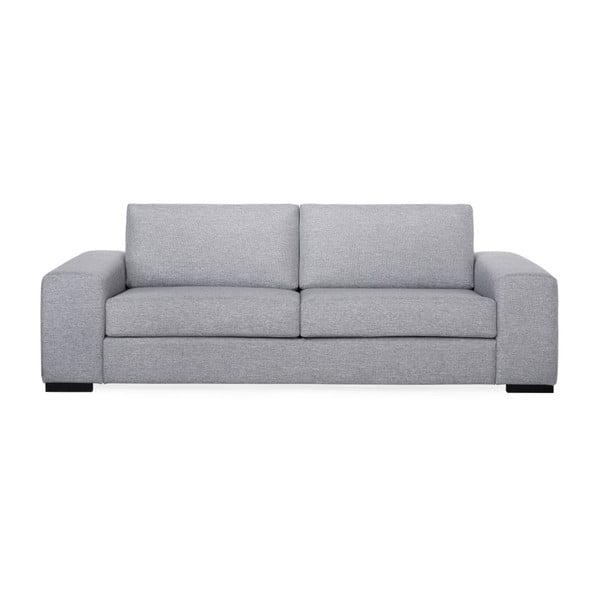 Visby szürke háromszemélyes kanapé - Softnord