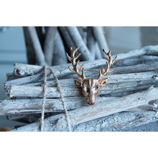 Brož Golden Deer