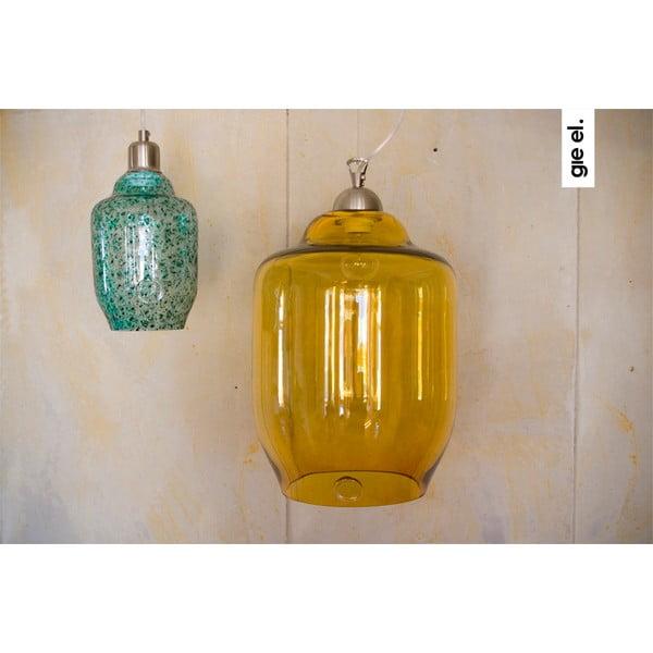 Závěsné svítidlo Gie El Home Beyhive Turqoise