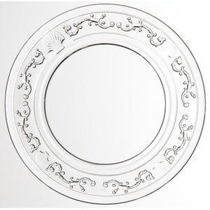 Farfurie de sticlă La Rochère Versailles, ⌀ 25 cm