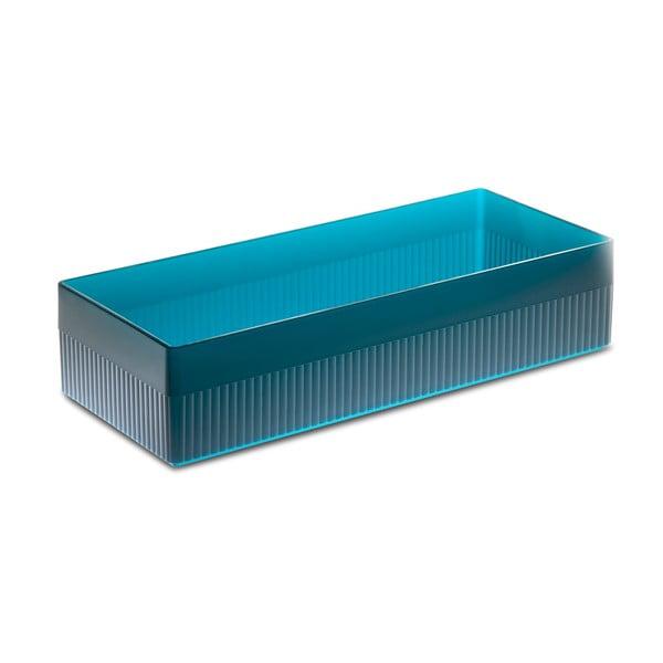 Krabička Kali M, stohovatelná, ocean blue