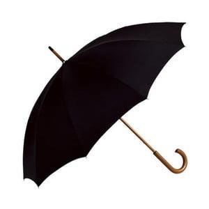 Deštník Ambiance Falconetti Noir, ⌀95cm