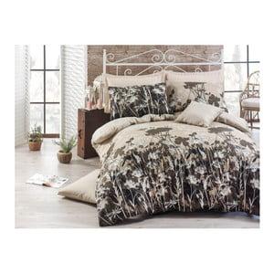 Set lenjerie de pat pentru o persoană și cuvertură Bonar