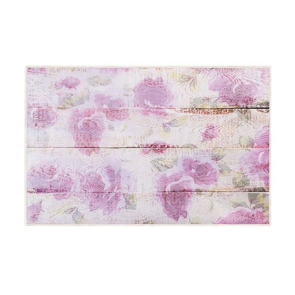 Covor Oyo home Romantic, 100x140cm, roz
