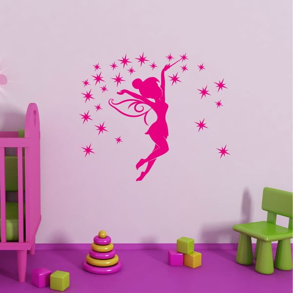 Set autocolante Ambiance Little Fairy
