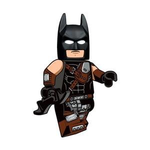 Nástěnné svítidlo se samolepkou LEGO®příběh2 Batman