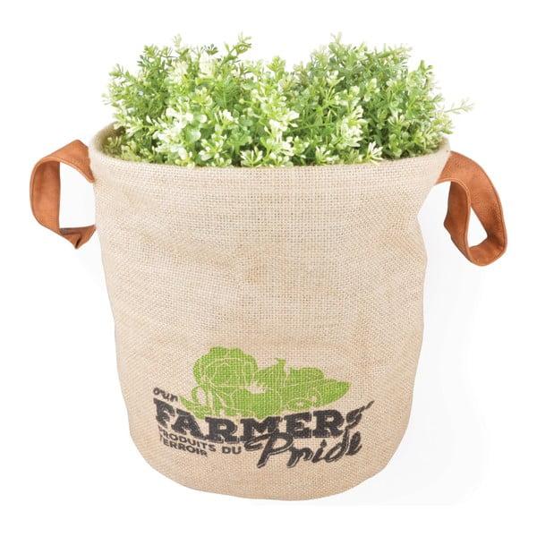 Săculeţ pentru plante aromatice Esschert Design Farmers Pride