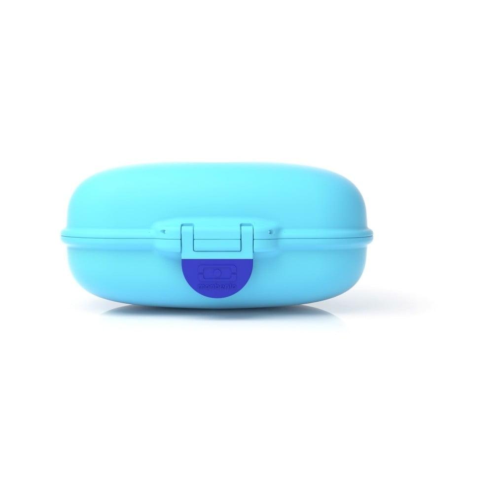 Modrý obědový box Monbento Gram, 600 ml