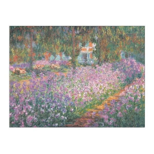Claude Monet - Zahrada v Giverny