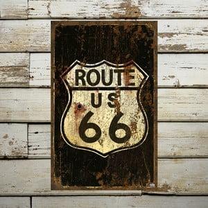 Cedule Route 66