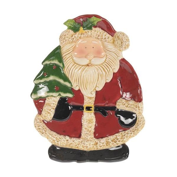 Keramický talíř Santa M