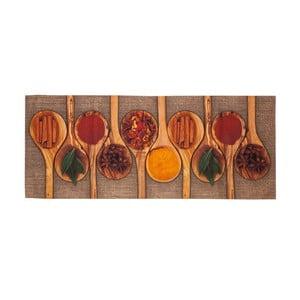 Covor de bucătărie foarte rezistent Floorita Spices, 60x150cm