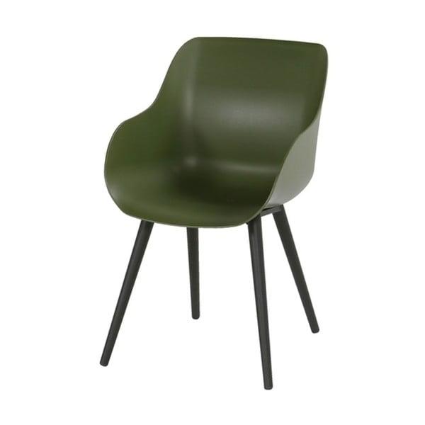 Sada 2 zelených záhradných stoličiek Hartman Sophie Organic Studio Chair
