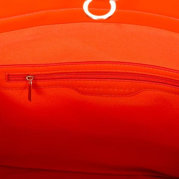Kabelka Klaus Kobec, oranžová