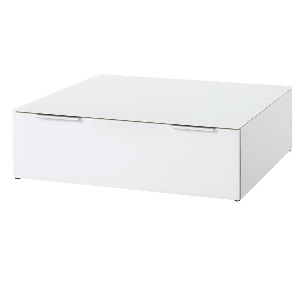 Bílý konferenční stolek Germania Larino