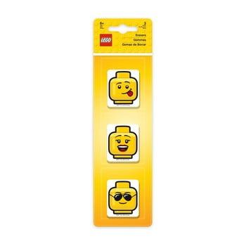 Set 3 radiere LEGO® Iconic imagine