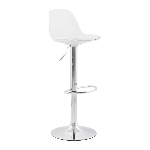 Bílá barová židle Kokoon Suki