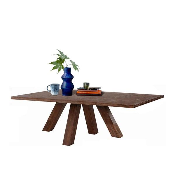 Hnědý konferenční stolek Støraa McKinney