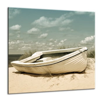 Tablou Styler Glasspik Harmony Dunes II, 30 x 30 cm de la Styler