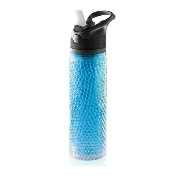 Modrá termolahev Asobu Deep Freeze, 600 ml