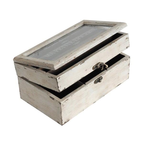 Úložný box Antic Line Woodie