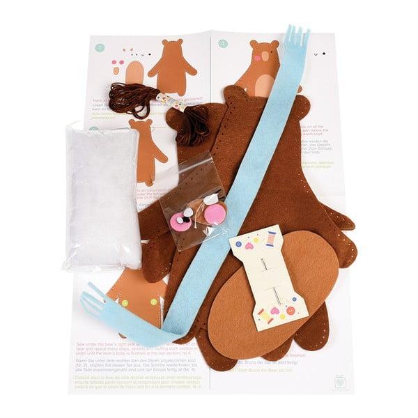 Set na ušití medvídka Rex London Bruno the Bear