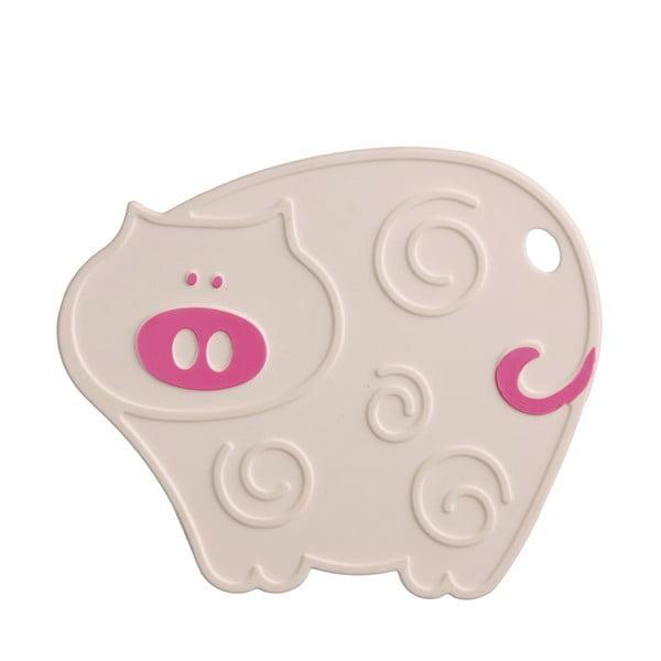 Silikonová podložka Premier Housewares Pig
