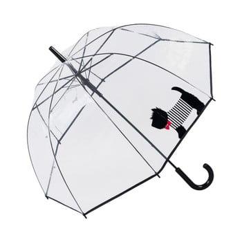 Umbrelă Ambiance Cute Dog, ⌀ 85 cm, transparent de la Ambiance