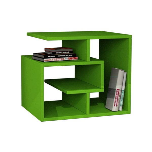 Konferenční stolek k pohovce Labirent, zelený