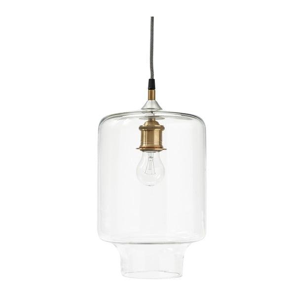 Skleněná stropní lampa Hübsch Azalea