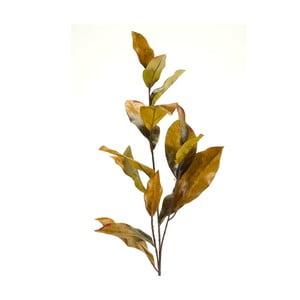 Umělé listy magnolie, 95 cm