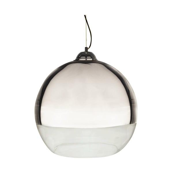 Závěsné světlo Aneta Lux Silver, 45 cm