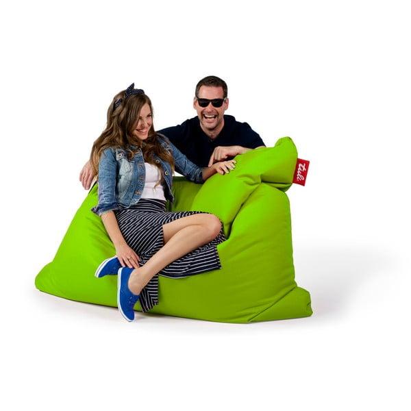 Neonově zelený sedací vak Tuli Sofa