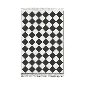 Oboustranný koberec Chess, 100x150cm