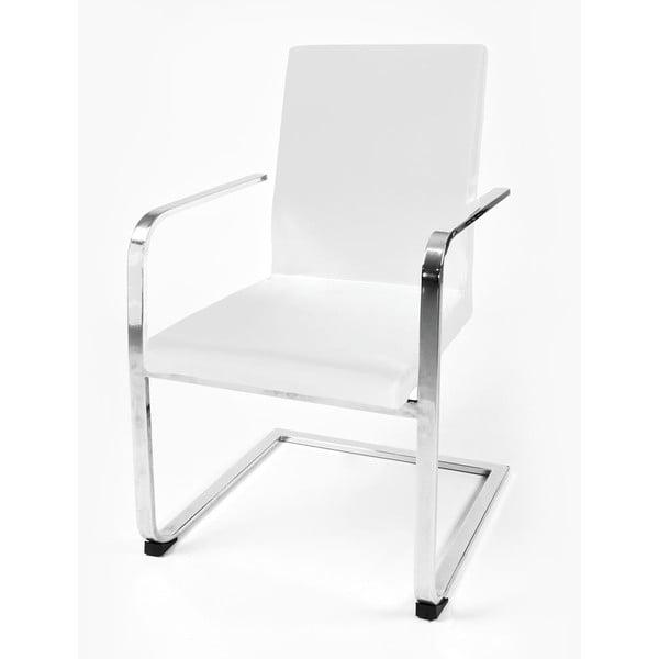 Pracovní židle Ottavia, bílá