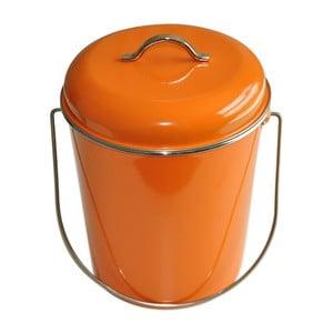 Kovová dóza Waterquest, oranžová