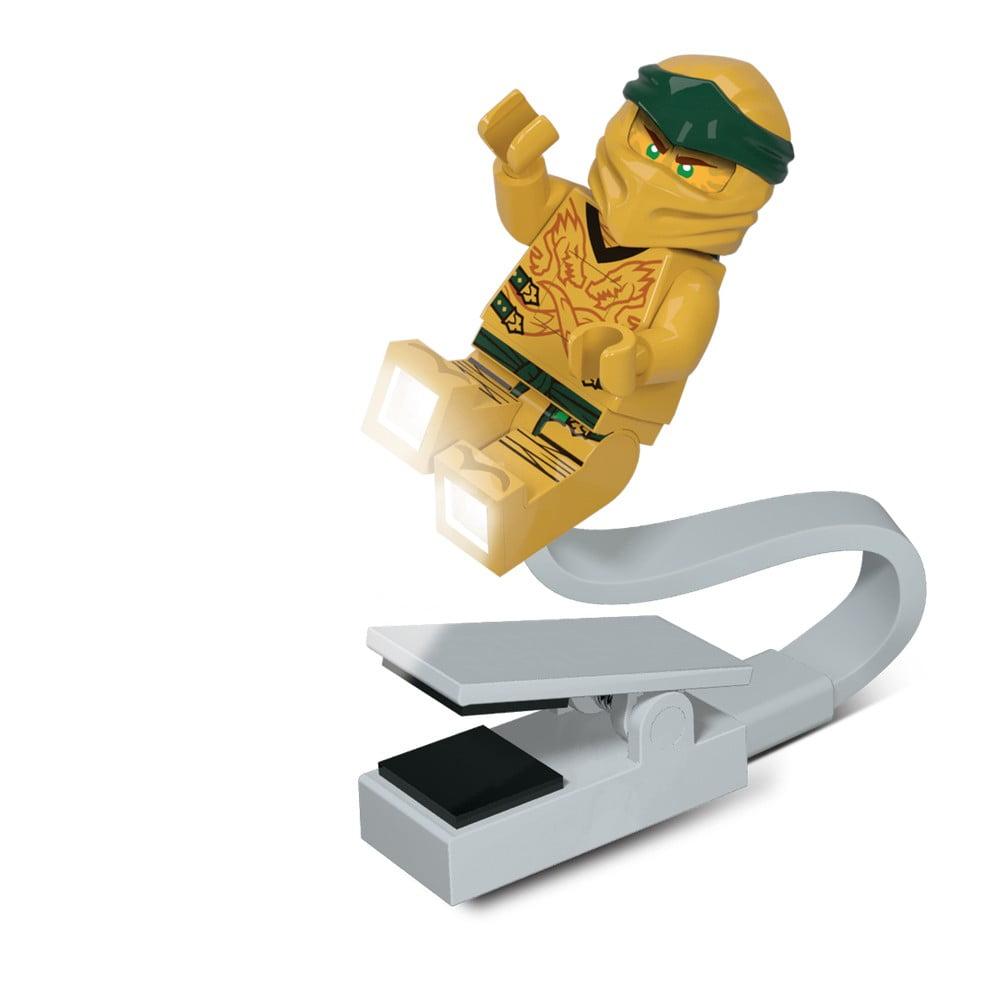 Kapesní lampička Zlatý ninja LEGO® Ninjago Legacy
