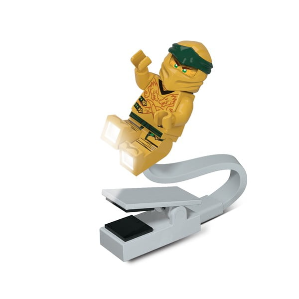 Lampă de buzunar în formă de ninja ninja LEGO® Ninjago Legacy