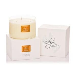 Svíčka s vůní tea tree, cedrového dřeva a pomeranče Skye Candles Wick, délkahoření30hodin