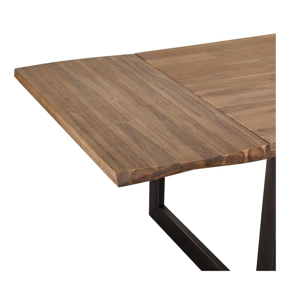 Přidavná deska k jídelnímu stolu Furnhouse Mallorca, 50 x 100 cm