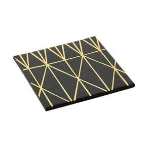 Set 4 suporturi pentru pahare Premier Housewares, 10 x 10 cm