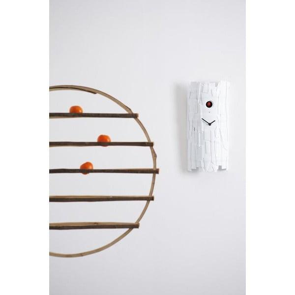 Designové kukačky Bricchetto White, 50 cm