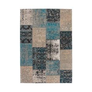 Koberec Autumn 80x150 cm, modrý