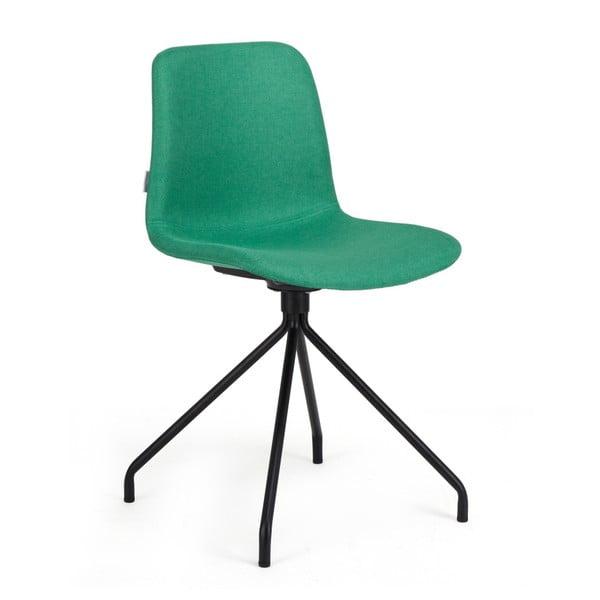 Sada 2 zelených židlí Garageeight Forett X
