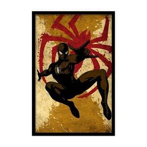 Plakát Spiderman Pose, 35x30 cm
