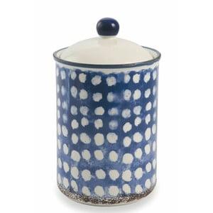 Recipient din ceramică pentru condimente Villa d'Este Azul