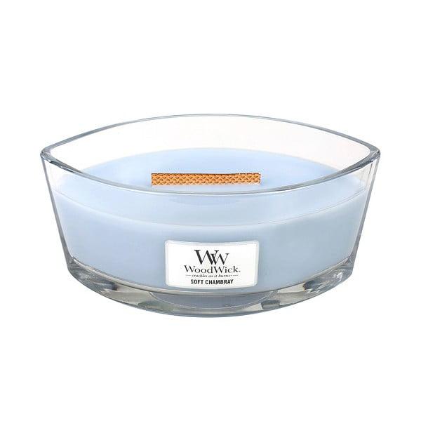 Vonná svíčka WoodWick Yasmine Lullaby, 453 g, 50 hodin
